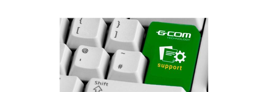 GCOM Support - сервис технической поддержки для администраторов сетей